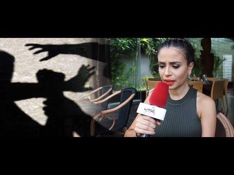 العرب اليوم - شاهد: الممثلة الزعيمي تحكي كيف طاردها شخص في مطعم؟