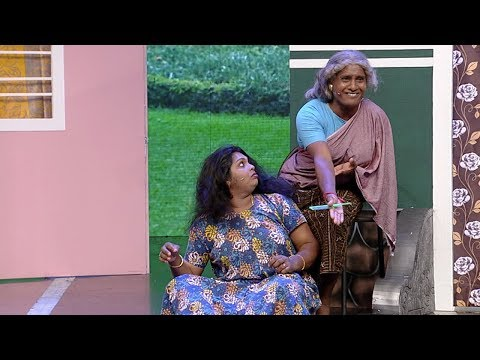 Thakarppan Comedy l A mother-in-law and a daughter-in-law l Mazhavil Manorama