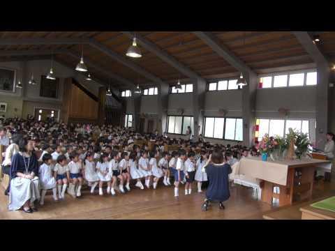 2012年度マリア祭(広島暁の星幼稚園)−ダイジェスト版.m2