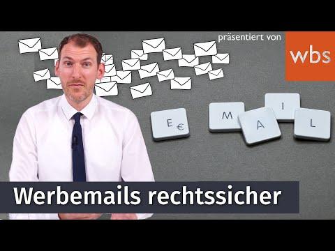 E-Mail Marketing - Was muss ich bei Werbemails beachten?