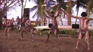 Weipa Australia  city images : Wangetti Aboriginal Dancers in Weipa, Australia (2)