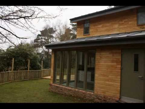 Bespoke Self Build House – Timber Frame Construction