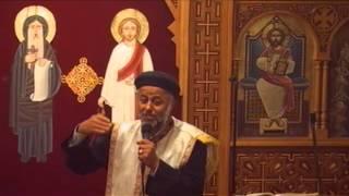 St Mary (English Sermon) - Fr. Cryil Gorgey