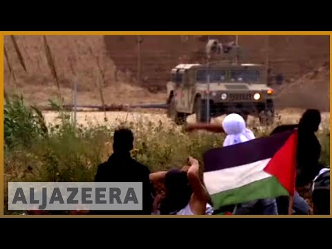 🇵🇸 Israeli army kills 17 Palestinians in Gaza protests | Al Jazeera English