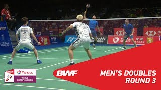 Video MD | GIDEON/SUKAMULJO (INA) [1] vs IVANOV/SOZONOV (RUS) [10] | BWF 2018 MP3, 3GP, MP4, WEBM, AVI, FLV Januari 2019
