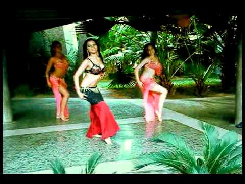 Show Danza Arabe Templo de Diosas