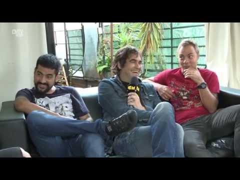 Attaque 77 video 25 años de El Cielo Puede Esperar - Entrevista CM - Agosto 2015