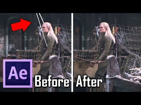 tutorials - So here's another After Effects Tutorial on the Series! :D Do you ever wonder how Hollywood movies makes their Actors fly, or jump high, or jumped back when got hit by an explosion? Well the...