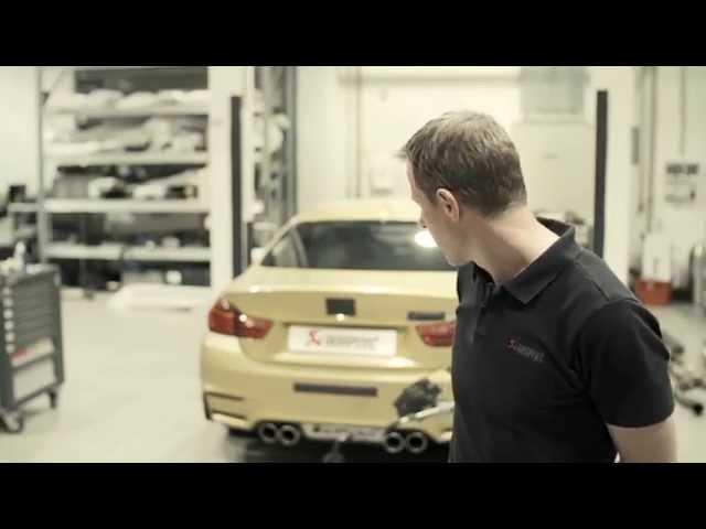 Akrapovic BMW M4