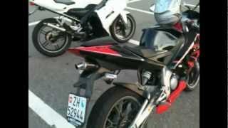 4. Yamaha TZR 50 & Aprilia RS 50 [Soundcheck & DriveBy]