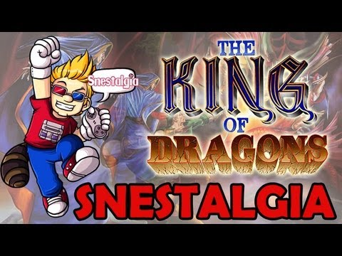 king of dragons super nes