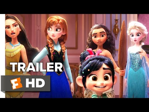 Ralph Breaks the Internet Trailer #1 (2018) | Movieclips Trailers
