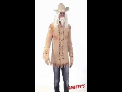 Déguisement buffalo bill du western