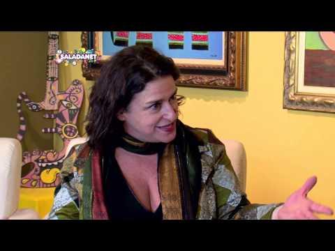 Maura Roth entrevista Grace Gianoukas