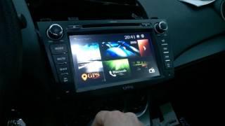 Mazda 3- Eonon D5163z With Aux In Jvc Radio Mp3 Xm Sirius ...