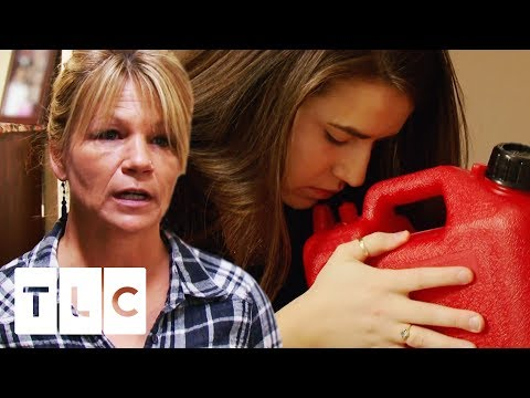 Shannon's Family Want Her To Stop Drinking Gasoline! | My Strange Addiction