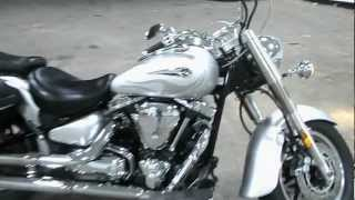6. 2007 Yamaha XV17AWW Road Star