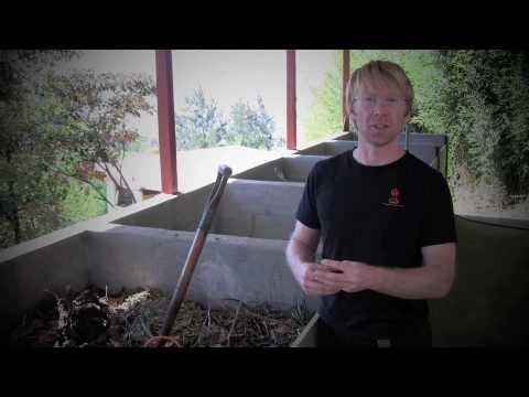 Resort Composting at Pura Vida Spa, Costa Rica