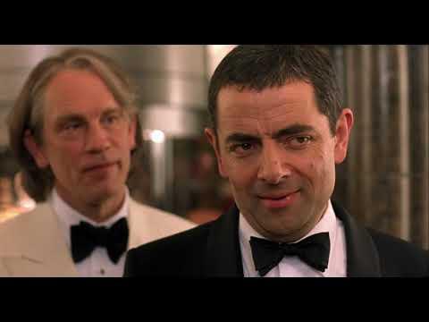 Johnny English (2003) - meeting Pascal Sauvage