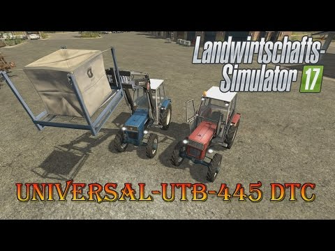 Universal UTB-445 DTC v1.1