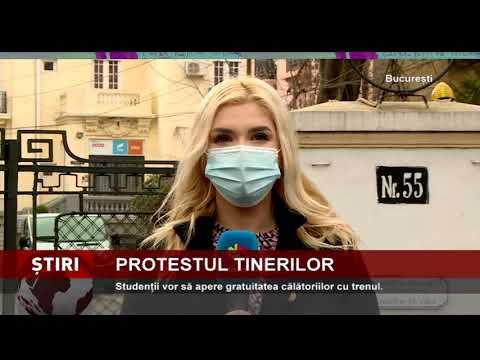 Protestul studenților, încheiat chiar la debut
