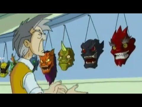 Jackie Chan adventures Tamil S4 E13 Broken masks(Shadow world) full episode