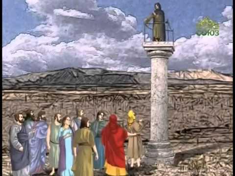09 14 Преподобный Симеон Столпник