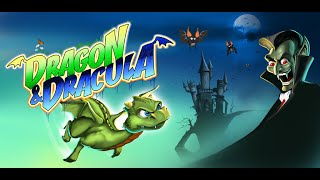 Dragon & Dracula: platformer YouTube video