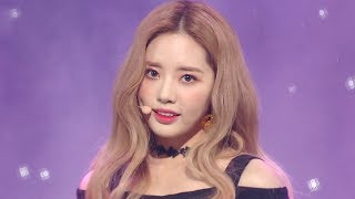 Video fromis_9 - LOVE BOMB [SBS Inkigayo Ep 980] MP3, 3GP, MP4, WEBM, AVI, FLV November 2018