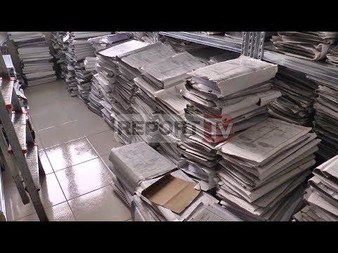 Report TV - Skandali në drejtësi, verifikime   dosjesh edhe në Lezhë e Korçë (видео)