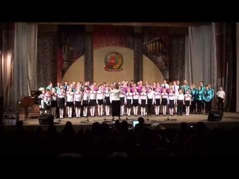 Отчетный концерт 18.04.2013