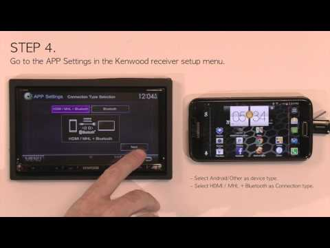 Video of KENWOOD Smartphone Control