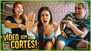 MINHA AMIGA SE ARREPENDEU DE GRAVAR ESSE VÍDEO!! [ REZENDE EVIL ]