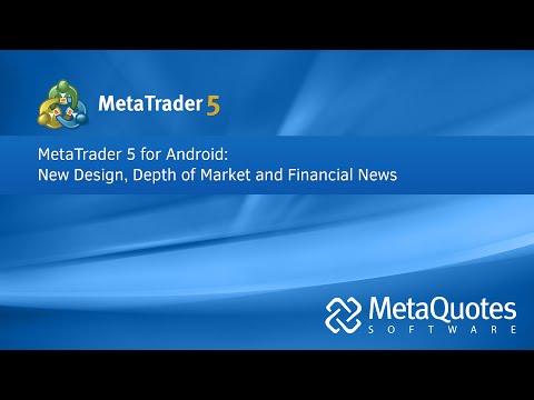 Video of MetaTrader 5