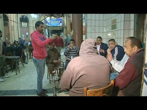 العرب اليوم - شاهد: مقهى للصم والبكم في مصر