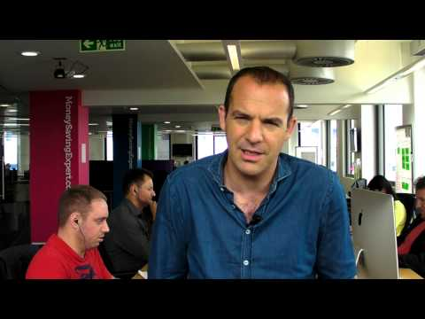 Martin Lewis – Loans & Credit Cards Percentages
