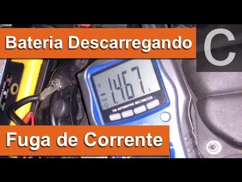 Dr CARRO Diagnóstico de Fuga de Corrente - Bateria Descarregando