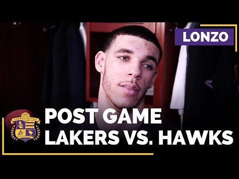 Video: Lonzo Ball On Lakers Locker Room Mentality: 'It's Us Against Everybody'