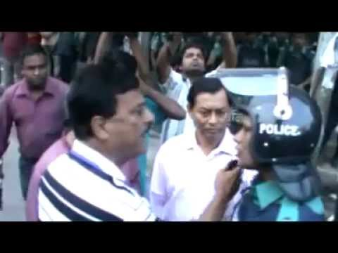 Feni's godfather M.P Joynal: Manufactured by BNP