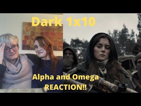 """Dark Season 1 Episode 10 """"Alpha and Omega"""" REACTION!"""