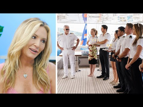 Below Deck's Kate Chastain Explains How Yacht Tips Actually Work (Exclusive)