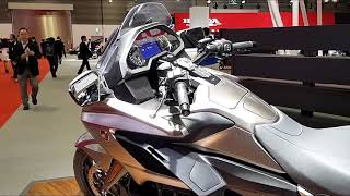 5. 2018-2019 Honda Gold Wing Next Models