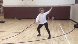 Feenin'- Kyle Hanagami choreography