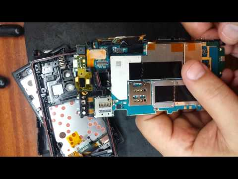how to replace sony xperia s'battery
