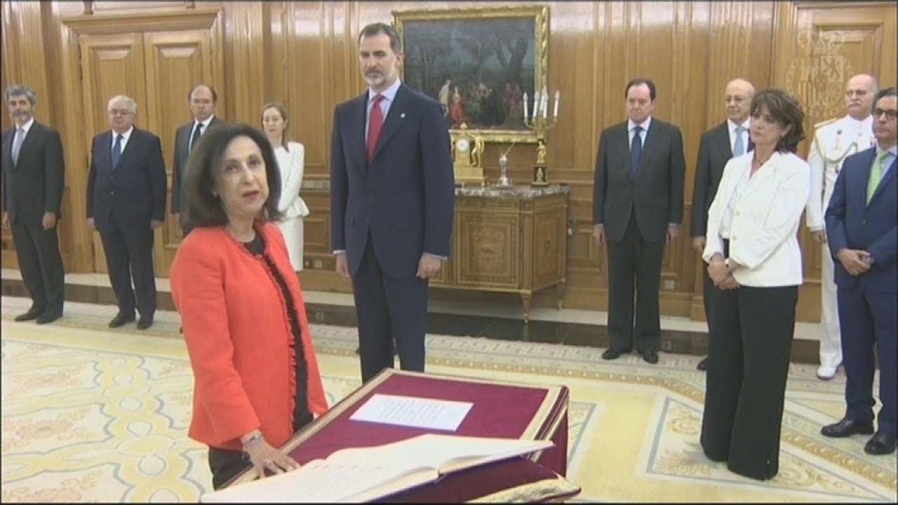 Ορκίσθηκε η νέα ισπανική κυβέρνηση του Πέδρο Σάντσεθ