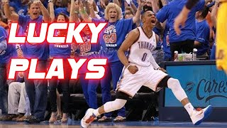 The Luckiest Plays in Sports History | Part 1