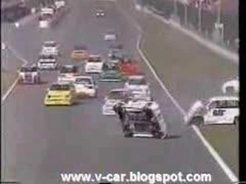 Accident Race Crash