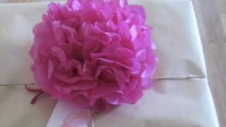 paper flower making videos by bapse learn to make paper flowers mightylinksfo Image collections
