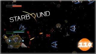 Starbound. В этой серии мы начинаем полноценное прохождение новой версии - изучаем места неизвестного излучения...