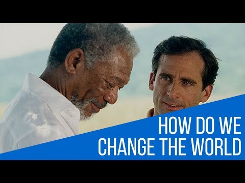 Evan Almighty (2007): How Do We Change the World?